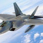 F-22ラプターが大量損傷