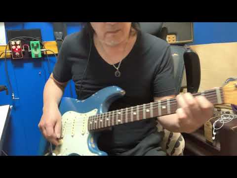 Jeff Beck LED BOOTS